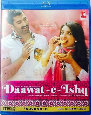 Daawat E Ishq Bluray - 2014 Hindi Movie 2-Disc Special Edition All/0 Subtitles