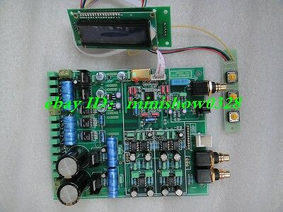 ES9018 assembled DAC BOARD192K you can upgrade to remote control