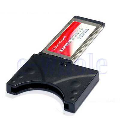 Express Card 34mm on PC Notebook to PCMCIA CardBus Device Adapter HOT NEW