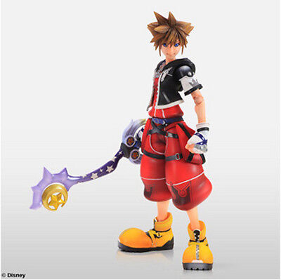 NEW Limit Form Play Arts Kai Sora Figure of Kingdom Hearts Collector's Pack JP