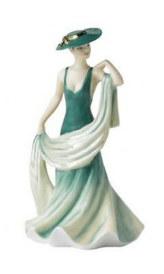 Royal Doulton – To Show I Care Lady Figure - New in Box