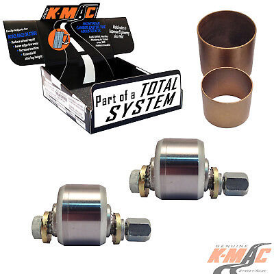 Holden Commodore VE ('06-'13) Lower inner Toe Bushes (pair) 201828-4 F