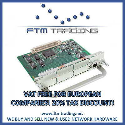 Cisco NM-1ATM-25 NM-ATM-25 1 port 25Mbps ATM Module USED for 2600 3600 router