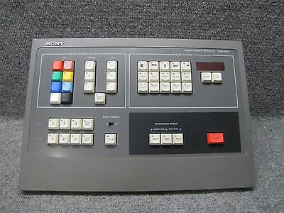 Sony DME-450 Professional Video Digital Multi Effects Control Panel Console