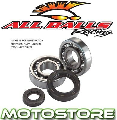 All Balls Crank Shaft Bearing & Seal Kit Kawasaki Kx250 2002-2007