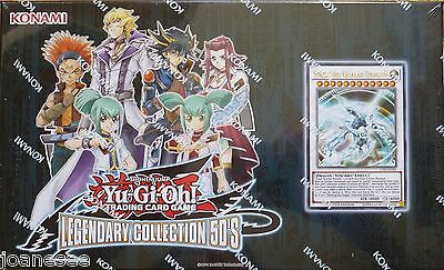 Yu-gi-oh Legendary Collection 5D's Secret Rares 1st Edition New Take Your Pick