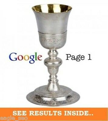 Google 1st Page GUARANTEE For 25 Keywords SEO [Non-Profit Organizations Only]