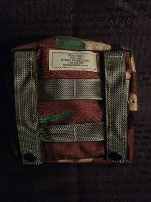 NEW SPECIALTY DEFENSE SYSTEMS Medic Pocket Style 4160 Camo