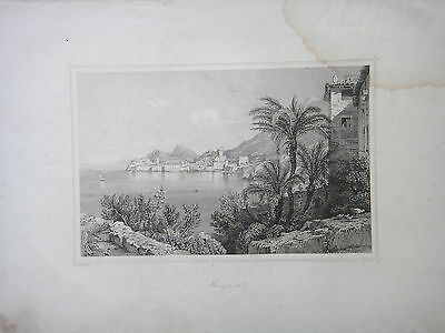 1860 circa-RAGUSA-INCISIONE
