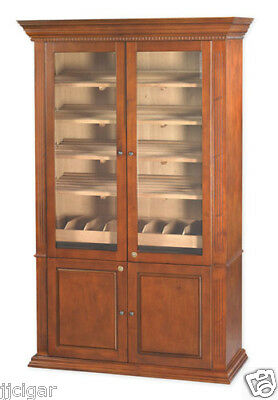 CIGAR HUMIDOR Executive Commercial 5000 ct Display with Interior Lighting