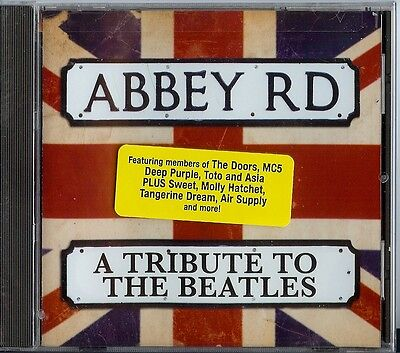 Abbey Road - A Tribute To The Beatles (New Sealed CD)