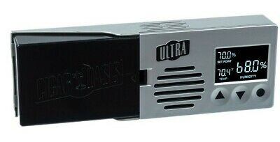 Cigar Oasis Ultra 2.0 Electronic Electric Humidor Humidifier + Free Cartridge