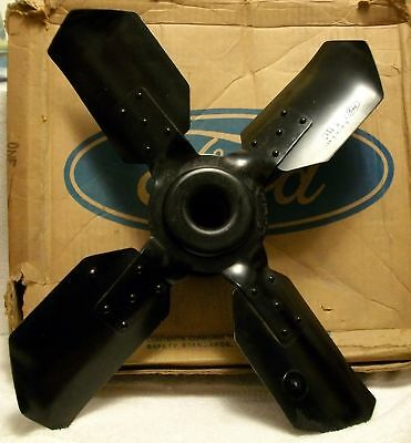 1964 65 66 67 Ford F350 NOS Cooling Fan    C4TZ-8600-C
