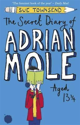 The Secret Diary of Adrian Mole Aged 13 3/4 - Sue Townsend - 9780141315980