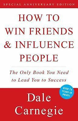 How to Win Friends & Influence People (New Paperback) by Dale Carnegie