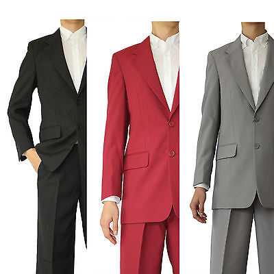 Men's basic suit 2 button single breasted (comes with pants) 702P