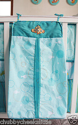 NEW High Quality Embroidered  Nappy Stacker Organiser Bag Under the Sea
