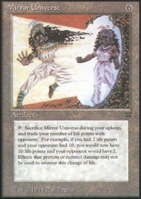 MTG 1x  Mirror Universe NM-Mint Legends Italian