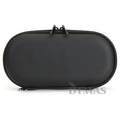 EVA Carry Hard Case Cover Pouch Sleeve for Sony PS Vita Black
