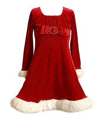 Red dress age 7 8 8 7