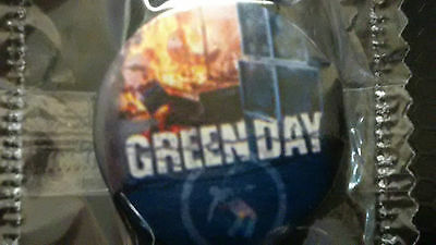 GREEN DAY Music Rock Badge Button