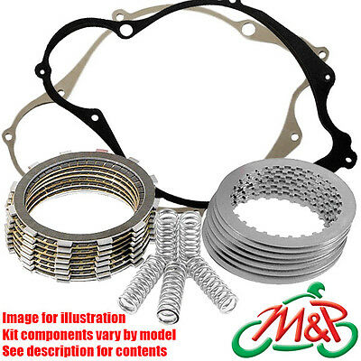 Honda CB 500 PC26 1995 Clutch Replace/Repair Kit Friction Plates