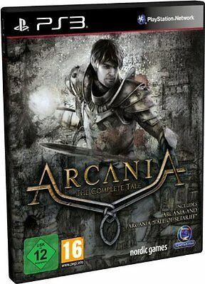 ArcaniA - The Complete Tale - Gothic 4 - PS3 Playstation 3 - Neu Ovp