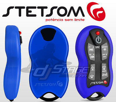 Stetsom SX2 Blue - Long Distance Remote Control - 16 Functions - 500 Meters