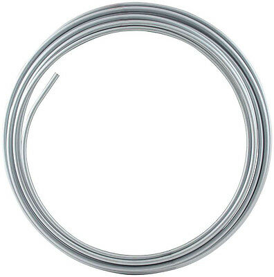 """Stainless Tubing Line 1/4"""" Roll Of 20 Ft 304 Grade Universal Cut Fit Easy Flare"""
