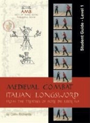 Fiore Medieval Combat DVD Italian Longsword, Student Guide Level 1 Richards