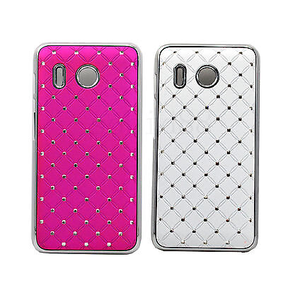 2pcs Ultra Thin Hard Protector Phone Back Skin Case Cover For Huawei Ascend Y320