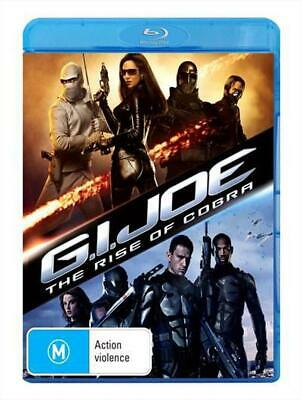 G.i. Joe: The Rise of Cobra (2009) - BLR Region B Free Shipping!