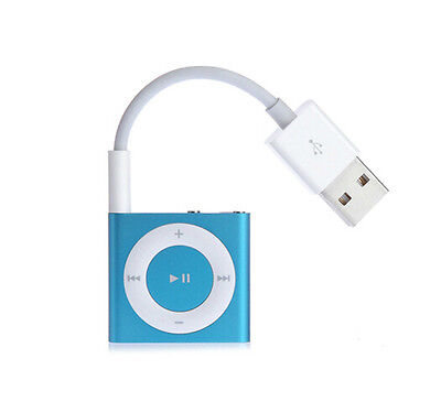 USB Charger Data SYNC Cable Cord For Apple iPod Shuffle 4th 5th Generation W87S