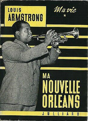Eo + Jazz + Louis Armstrong : Ma Vie, Tome 1 - Ma Nouvelle Orléans