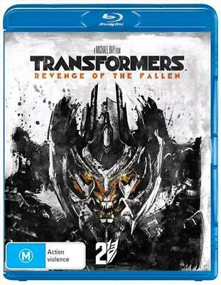 Transformers 2: Revenge of The Fallen - BLR Region B Free Shipping!