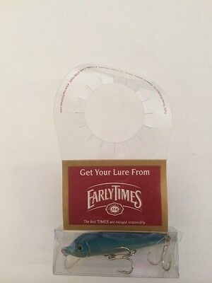 Early Times Whiskey Fishing Lure