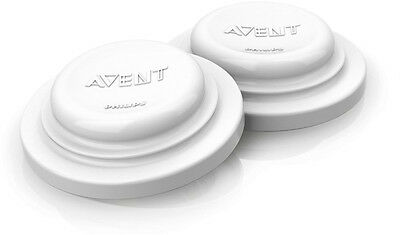 Avent SEALING DISCS 6 PACK Baby/Child Food Storage Leak Proof Accessory - New