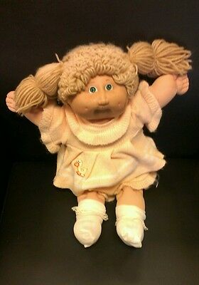 Cabbage Patch Kids 1978/ 1982 Original Appalachian Artwork By Coleco