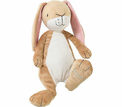 Rainbow Designs GUESS HOW MUCH I LOVE YOU BIG NUTBROWN HARE Baby Soft Toy