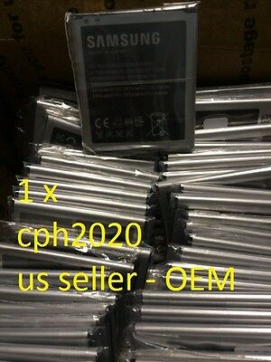 New Original OEM Battery For Samsung Galaxy S4 Active SGH-i537 i337 M919 2600mAh