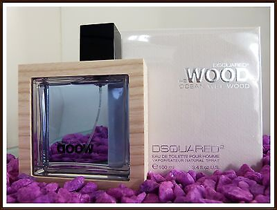 Dsquared² He Wood Ocean Wet Wood 100ml  EDT  NEU OVP
