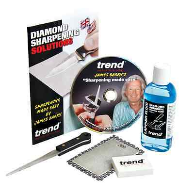 Trend Complete Sharpeners Kit DWS/KIT/C FREE FIRST CLASS DEL