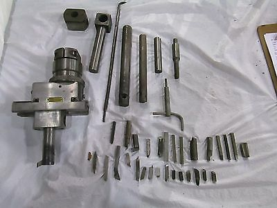 Chandler Radial Boring Head Model 21-265 with Tooling, Fits Berco Machine