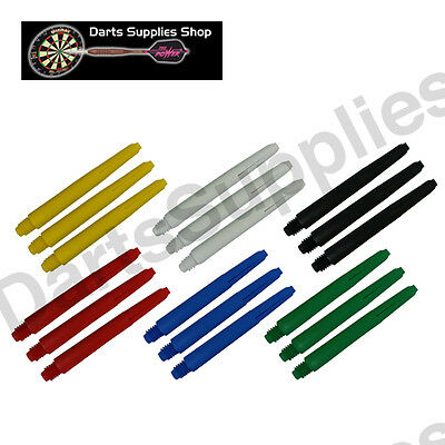 10 Sets of Satin Nylon 2ba Stems Shafts by Darts Supplies Shop