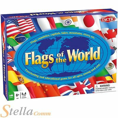 Flags Of The World Geography Educational World Map Countries Game