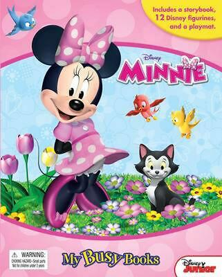 Phidal Publishing Minnie My Busy Book