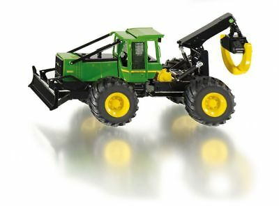 Siku John Deere Skidder  - 1:32 Scale  - Toy Vehicle