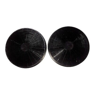Cookology Pair of Carbon Charcoal Filters CCF200 for Cookology Cooker Hoods
