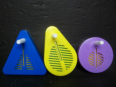 lot of three Happy New Years  Clickers Noisemakers