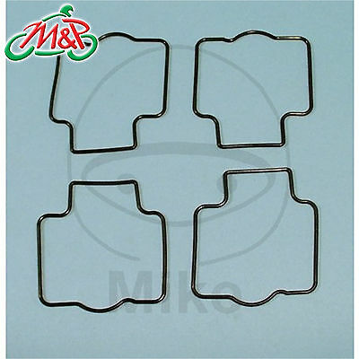 Zzr 1100 C 1990 Float Chamber Gasket Set Of 4